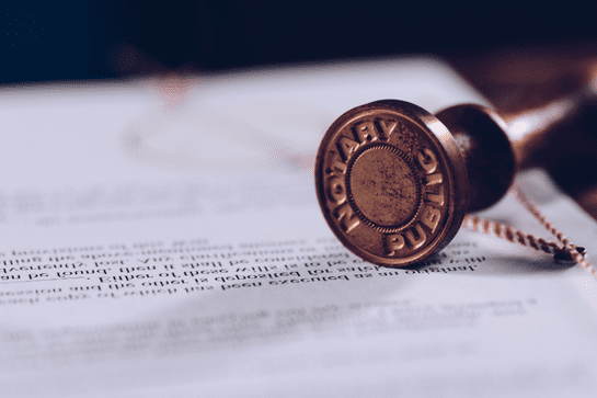 Notary Public & Apostille
