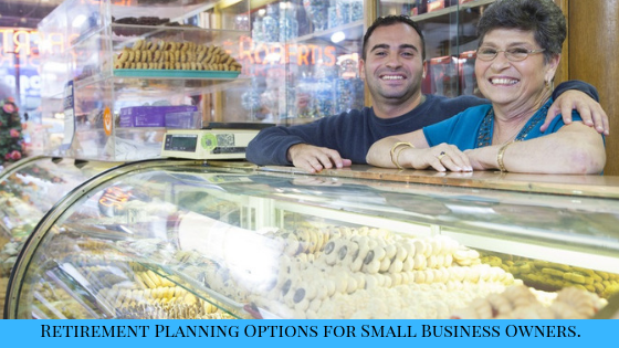 Small Business Owner Retirement Planning Services