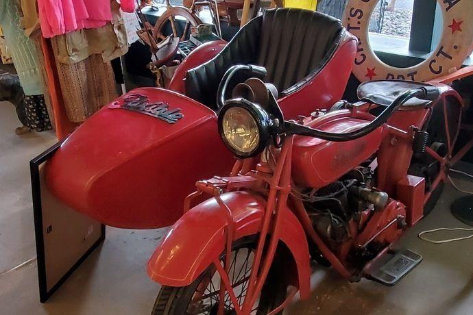 sidecar, vintage motorcycle